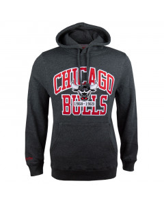 Chicago Bulls 1968-1969 Mitchell & Ness Playoff Win pulover s kapuco