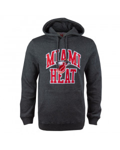 Miami Heat Mitchell & Ness Playoff Win pulover sa kapuljačom
