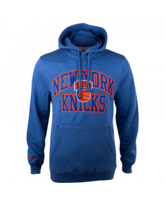 New York Knicks Mitchell & Ness Playoff Win pulover sa kapuljačom