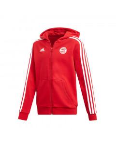FC Bayern München Adidas dječja zip majica sa kapuljačom