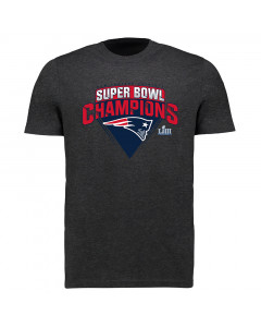 New England Patriots Super Bowl LIII Champions T-Shirt