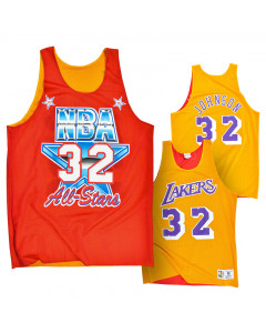 Magic Johnson 32 Los Angeles Lakers All Star 1991 Mitchell & Ness obojestranski Mesh Tank Top