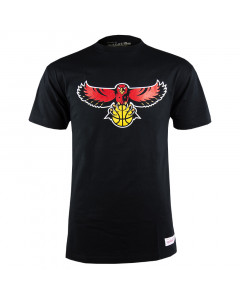 Atlanta Hawks Mitchell & Ness Team Logo T-Shirt