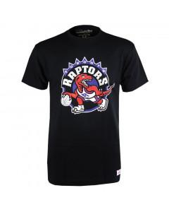 Toronto Raptors Mitchell & Ness Team Logo T-Shirt