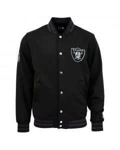 Oakland Raiders New Era Varsity Jacke