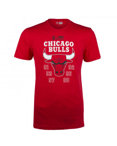 Chicago Bulls New Era Team Champion T-Shirt