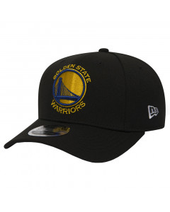 Golden State Warriors New Era Stretch Snap 9FIFTY Mütze