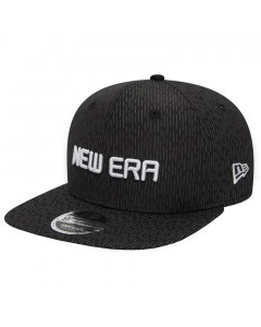 New Era 9FIFTY Rain Camo Black Original Fit kapa