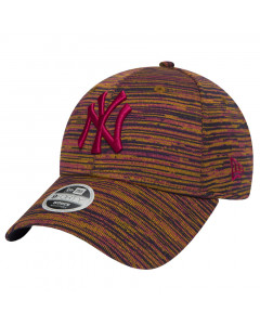 New York Yankees New Era 9FORTY Engineered Fit Damen Mütze