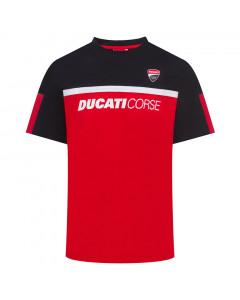 Ducati Corse Contrast Yoke majica