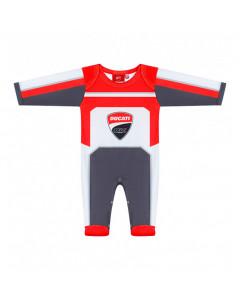 Ducati Corse Onesie otroška pižama pajac replika