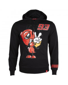 Marc Marquez MM93 Cartoon Ant Kapuzenpullover Hoody