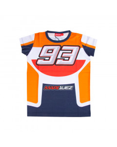 Marc Marquez MM93 Kinder T-Shirt Replica