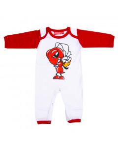 Marc Marquez MM93 Onesie Kinder Pyjama Strampler