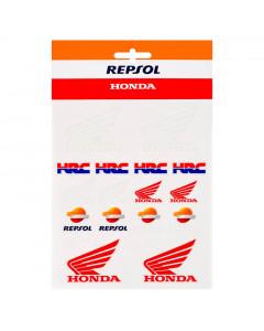 Repsol Honda HRC nalepnice