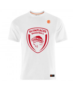 Olympiacos B.C. Euroleague T-Shirt