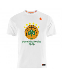 Panathinaikos B.C. Euroleague T-Shirt