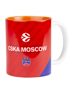 CSKA Moscow Euroleague Tasse