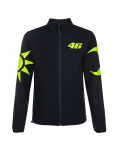 Valentino Rossi VR46 Sun and Moon Softshell jakna