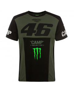Valentino Rossi VR46 Monster Camp majica