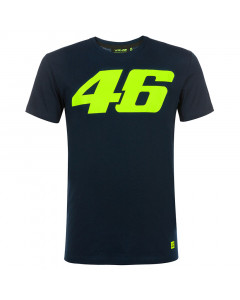 Valentino Rossi VR46 Core Blue T-Shirt
