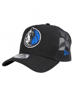 Dallas Mavericks New Era Trucker A Frame Mütze