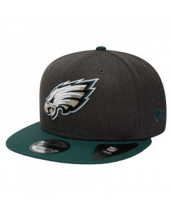 Philadelphia Eagles New Era 9FIFTY Heather Mütze