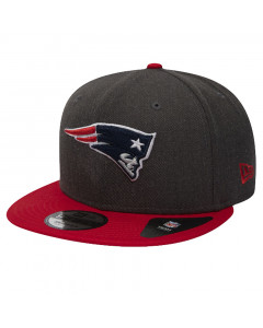 New England Patriots New Era 9FIFTY Heather Mütze