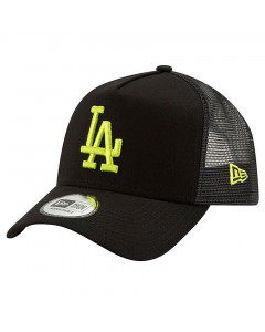 Los Angeles Dodgers New Era Trucker League Essential Mütze