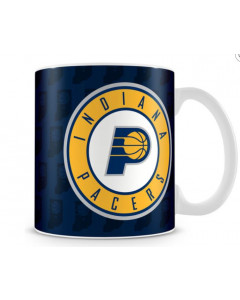 Indiana Pacers Team Logo Tasse