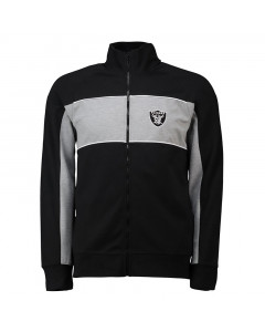 Oakland Raiders Track Top zip majica dugi rukav