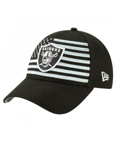 Oakland Raiders New Era 9FORTY 2019 NFL Draft Mütze