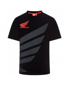 HRC Honda Black Wing T-Shirt