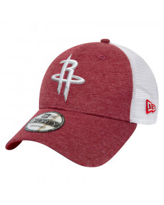 Houston Rockets New Era 9FORTY Summer League Trucker kapa