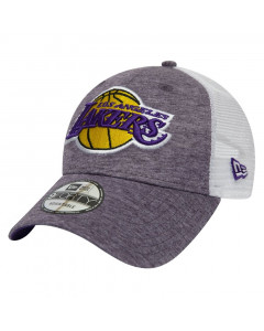 Los Angeles Lakers New Era 9FORTY Summer League Trucker Mütze