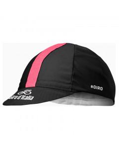 Giro d'Italia Castelli kolesarska kapa črna