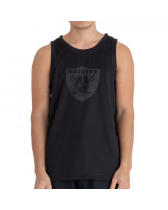 Oakland Raiders New Era Tonal Logo T-Shirt ärmellos