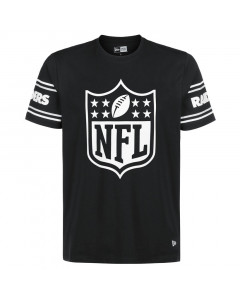Oakland Raiders New Era Badge T-Shirt