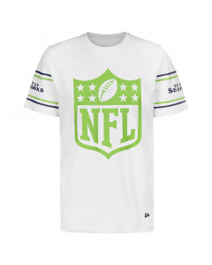 Seattle Seahawks New Era Badge T-Shirt