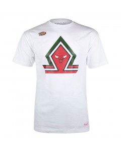 Chicago Bulls Mitchell & Ness Green House T-Shirt