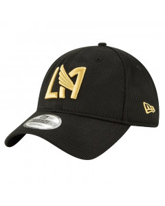 Los Angeles FC New Era 9TWENTY 2019 MLS Official On-Field Mütze