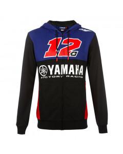 Maverick Vinales MV12 Yamaha zip majica sa kapuljačom