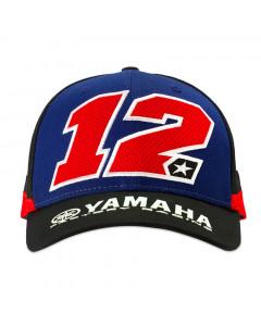 Maverick Vinales MV12 Yamaha kapa