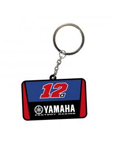 Maverick Vinales MV12 Yamaha privezak