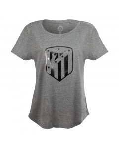 Atlético de Madrid Damen T-Shirt N°1