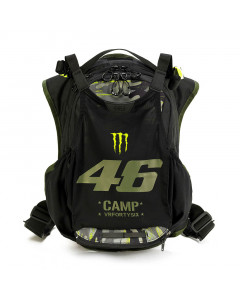 Valentino Rossi VR46 Ogio Monster Camp Baja Hydration Pack Rucksack LIMITED EDITION