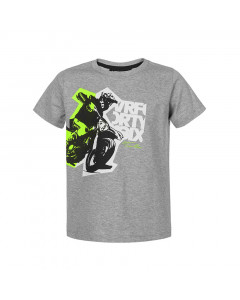 Valentino Rossi VR46 Lifestyle Vrfortysix Kinder T-Shirt