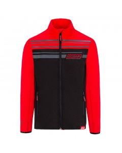 Marc Marquez MM93 Striped Team Softshell Jacke
