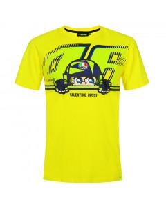 Valentino Rossi VR46 Cupolino majica