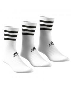Adidas 3S Cushioned Crew 3x Sportsocken